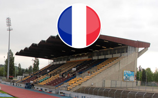 New stadiums: For the semifinalists – France