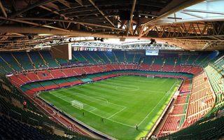 Wales: Welsh supporters bought the whole stadium… in Cardiff