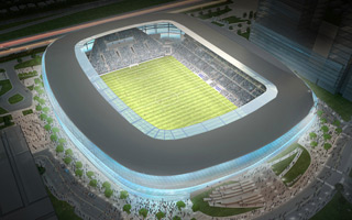 USA: Minnesota United stadium approved by planners