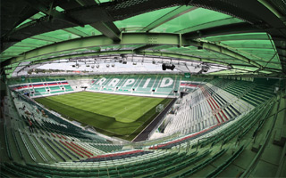 Vienna: Triple opening for Allianz Stadion