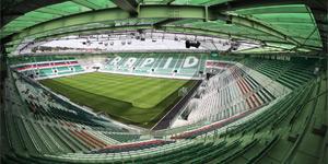 Vienna: Triple opening for Allianz Stadion