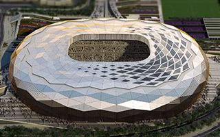 Qatar 2022: Qatar Foundation Stadium now with contractor
