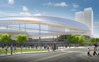 Minnesota: United stadium with positive environmental review