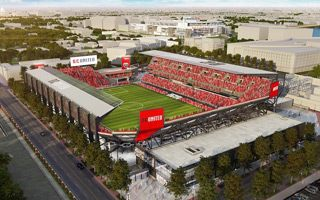 Washington: Contractor selected for DC United stadium