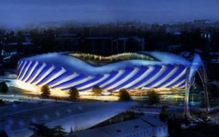 Georgia: Batumi stadium approved for construction