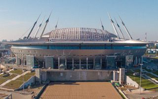 Saint Petersburg: Zenit Arena construction abandoned!