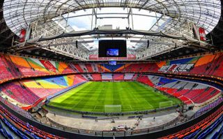 Amsterdam: New terrace for Ajax supporters coming