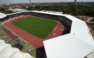 Erfurt: Stadium not ready, but 3. Liga begins