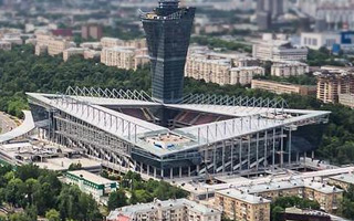 Moscow: CSKA stadium finally ready!