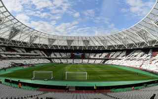 London: Successful debut of London Stadium