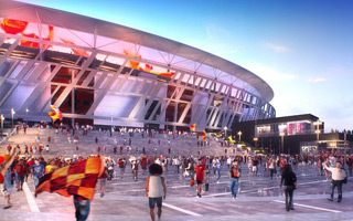 Rome: AEG to manage Roma's new stadium