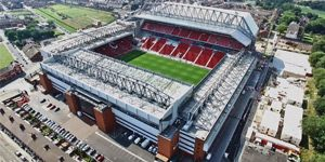 Liverpool: Anfield preview in just a week