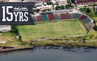 New stadium: Home of the Uruguayan Flintstones