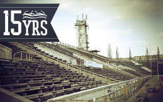 New stadium: The ruins of Warsaw athletics