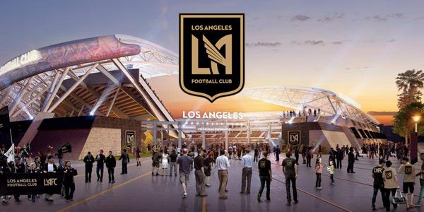 Los Angeles: LAFC stadium breaks ground!
