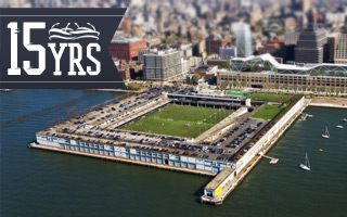 New stadium: The sporting heart of Manhattan