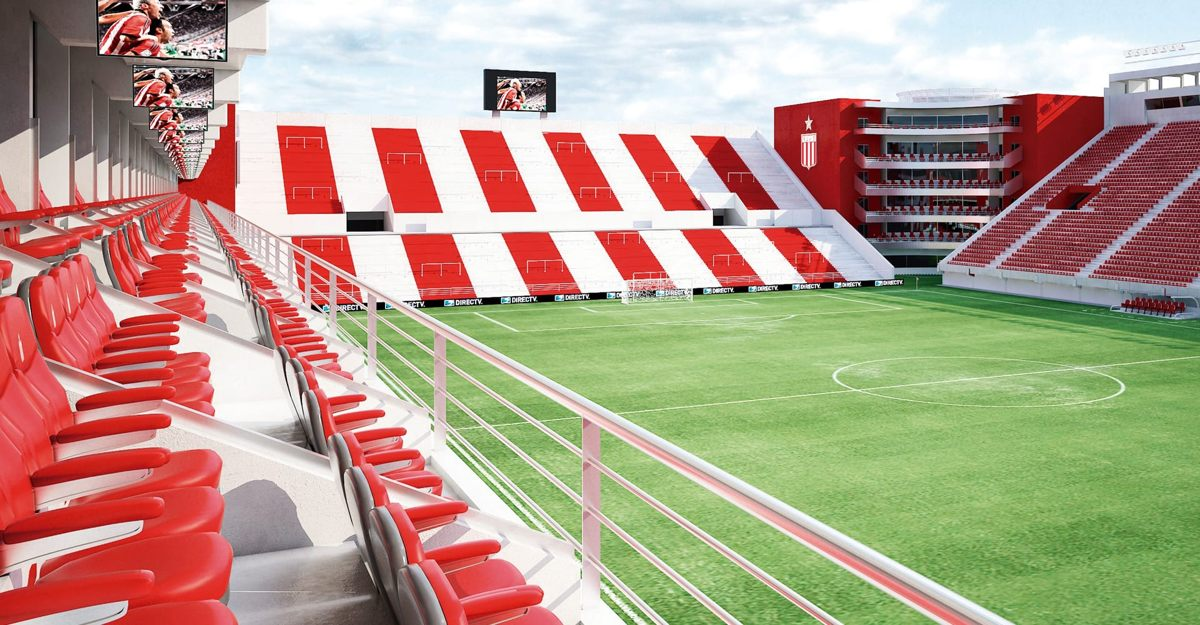 Estadio Estudiantes la Plata