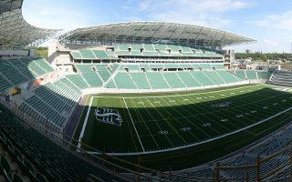 Regina: Mosaic Stadium substantially complete