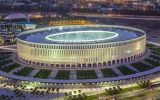 Russia: Opening confirmed for Krasnodar stadium