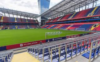 New stadium: CSKA finally home after 9 years!