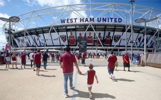 London: Hammers fans dilemma – to sit, stand or fight?