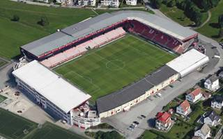 Norway: 300 students to live at Brann stadium
