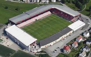Norway: 300 students to live at Brann stadium