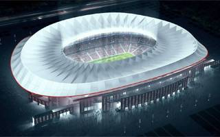 Madrid: Philips to light up Atletico's stadium