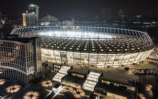 Ukraine: Kyiv to host 2018 Champions League final