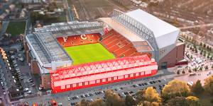 Liverpool: 1 year to decide on Anfield Road