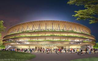 Tokyo 2020: Olympic Stadium approved for construction