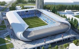 Bratislava: Slovakia's new national stadium in 1.5 year