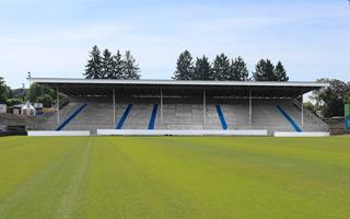 Bundesliga: Darmstadt converting stadium to more football-friendly