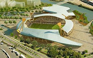 Australia: Major architects fighting for Townsville Stadium
