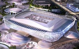 Qatar 2022: Al Rayyan Stadium sees first concrete pouring