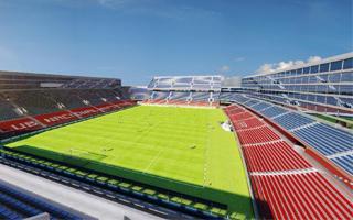 New design: Nacional change stadium vision