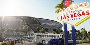 Las Vegas: Public funds for Raiders stadium secured