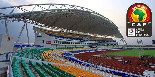 New stadium and designs: Gabon won't be fully ready