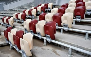 Moscow: Luzhniki structurally ready, time for the seats