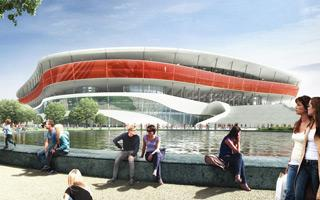 Brussels: Finally a breakthrough for Eurostadium?