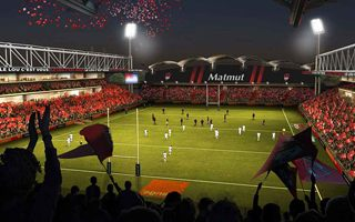 Lyon: Old stadium of Olympique begins its second life