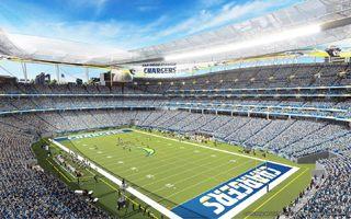 California: Trump won, Chargers stadium lost