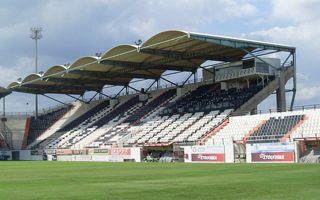 New stadium: A visit to Crete