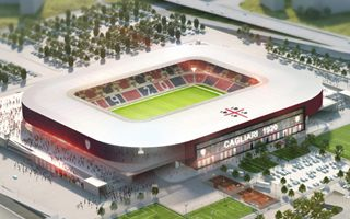 Italy: Cagliari will build a stadium before… building a stadium