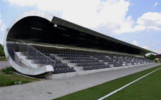 New stadiums: C stands for Czosnów