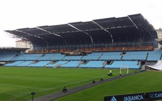 "New construction: Celta Vigo catching first ""waves"""