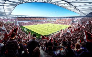 California: Republic stadium greenlighted