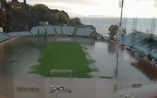 Croatia: Kantrida sinking yet again