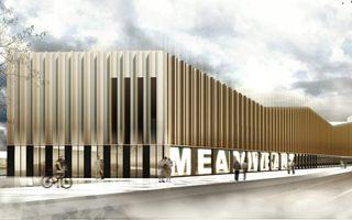 New design: Edinburgh's shrinking sporting heart