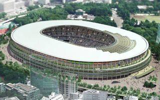 Tokyo: Olympic Stadium groundbreaking on Dec 11